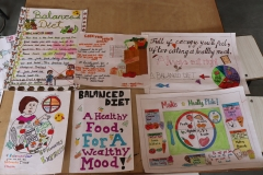 Poster Making on FITNESS
